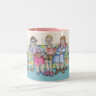 The Three Graces Have Not Aged Well Mug