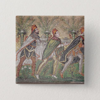The Three Kings 15 Cm Square Badge