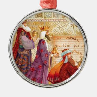 The Three kings Christmas Ornament