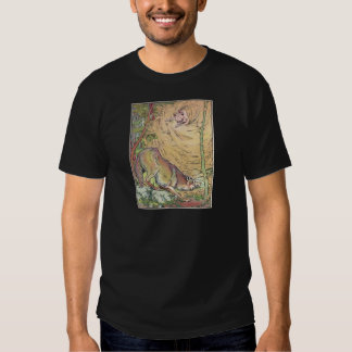 The Three Little Pigs Straw House Fairy Tale 1904 Shirts