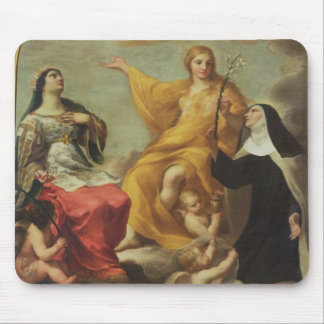 The Three Marys, 1633 (oil on canvas) Mouse Mat
