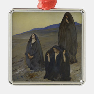 The Three Marys Christmas Ornament
