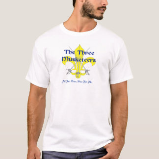 The Three Musketers 3 T-Shirt