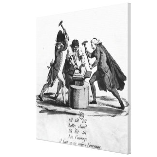 The Three Orders Canvas Print