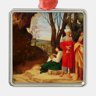 The Three Philosophers Christmas Ornament