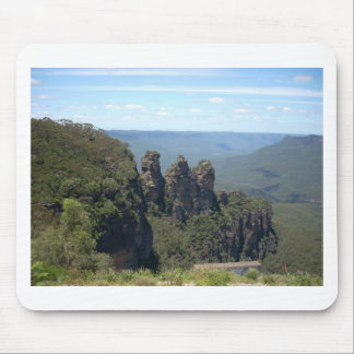 The Three Sisters Mouse Mat