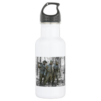 The Three Soldiers 532 Ml Water Bottle