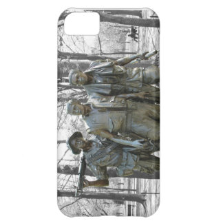 The Three Soldiers iPhone 5C Covers