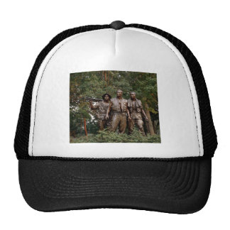 The Three Soldiers Mesh Hats