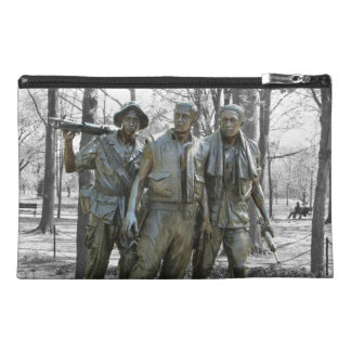 The Three Soldiers Travel Accessory Bags