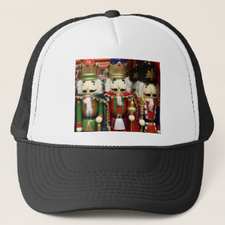 The Three Wise Crackers Trucker Hat