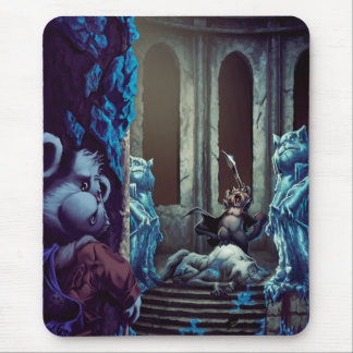 The Throne of Frost Mouse Mat