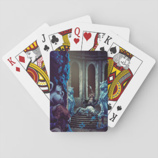 The Throne of Frost Poker Deck
