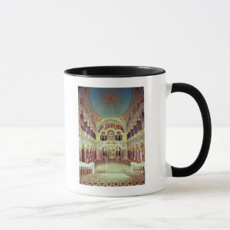 The Throne Room from the south Mug