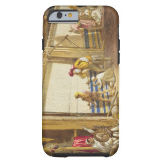 The Thug School of Industry, Jubbulpore, 1863 (chr Tough iPhone 6 Case