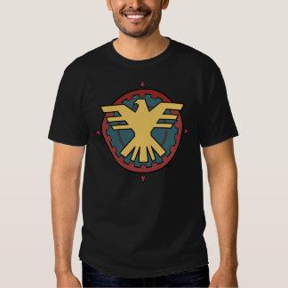 The Thunderbird T-shirts