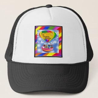 The TI Town Bears  Caps