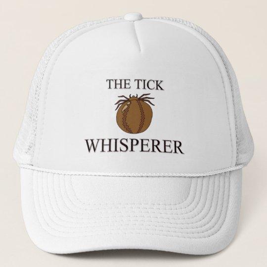 The Tick Whisperer Cap