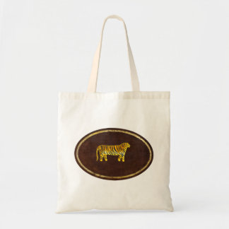 The Tiger 2009 Budget Tote Bag