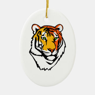 The Tiger Christmas Ornament
