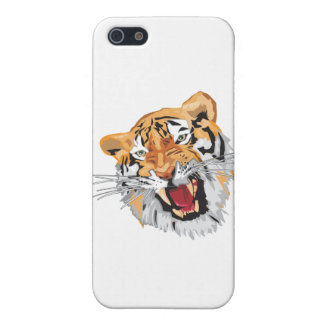 The Tiger Covers For iPhone 5