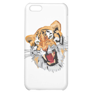 The Tiger iPhone 5C Covers