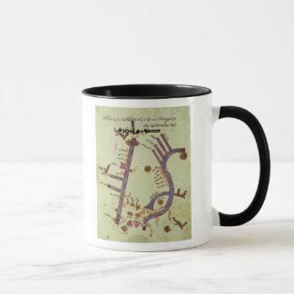 The Tigris and the Euphrates Mug