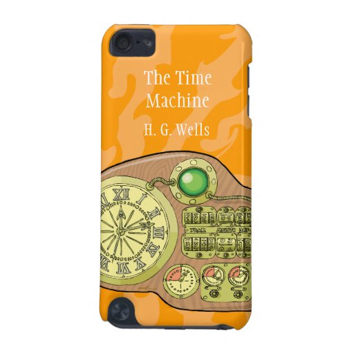 The Time Machine - H. G. Wells iPod Touch (5th Generation) Case