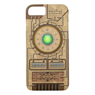 The Time Machine - H. G. Wells iPhone 7 Case