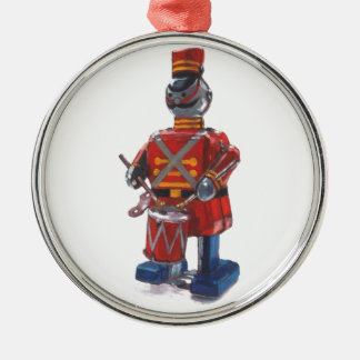 The Tin Drummer Christmas Ornament