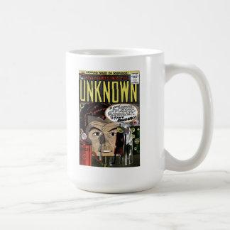 The Tiny Spacegirl! Mug