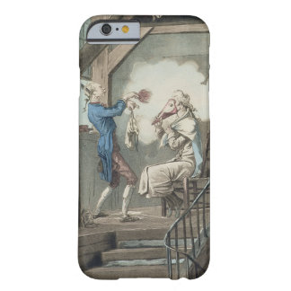 The Toilet of an Attorney's Clerk, engraved by Phi Barely There iPhone 6 Case