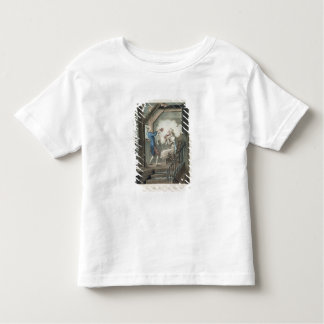 The Toilet of an Attorney's Clerk, engraved by Phi Toddler T-Shirt