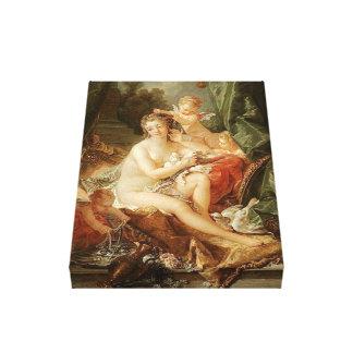 The Toilet of Venus ~ François Boucher Gallery Wrap Canvas