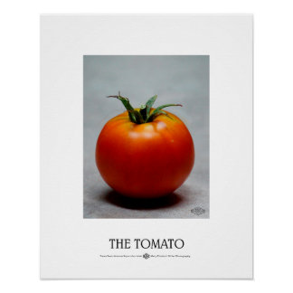The Tomato Poster