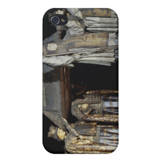 The tomb of Christopher Columbus Covers For iPhone 4
