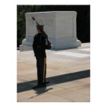 The Tomb of the Unknowns Poster
