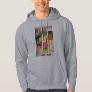 The Too Cool Sheriff Of pinkyjane Town Pullover