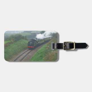 The Torbay train Luggage Tag