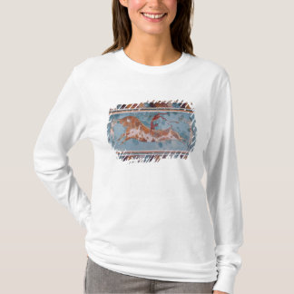 The Toreador Fresco, Knossos Palace, Crete T-Shirt