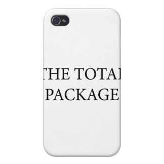 The Total Package Cases For iPhone 4
