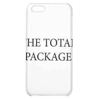 The Total Package iPhone 5C Cover