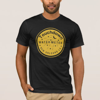 The Touch Down Water Meter Cover T-Shirt