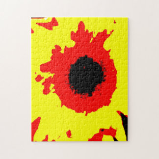 The Tough Sunflower Jigsaw Puzzle