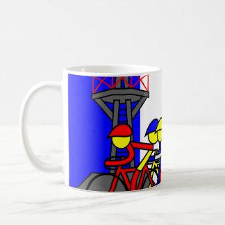 The Tour de France Stage 1 Coffee Mug