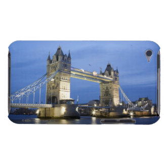 The Tower Bridge at Dusk iPod Case-Mate Case