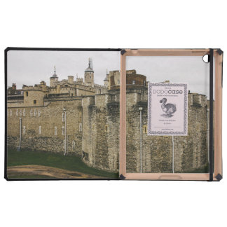 The Tower, London, Historical Travel Photograph iPad Covers