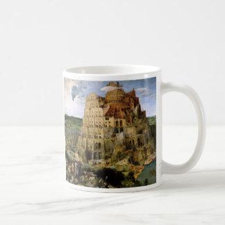 The Tower of Babel Mug