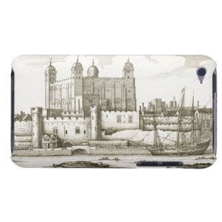The Tower of London, 1647 (engraving) iPod Case-Mate Case