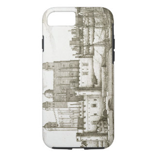 The Tower of London, 1647 (engraving) iPhone 7 Case